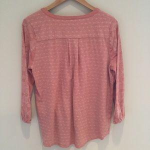 Lucky Brand Tops - Lucky Brand Boho Pullover Top